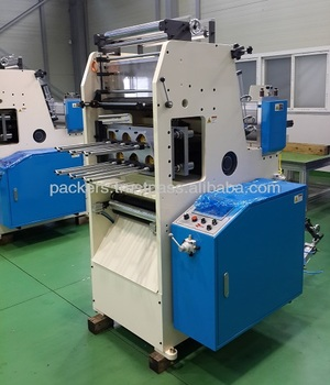 Al lid punching machine