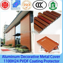 External building exterior wall finishing material