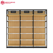 unique design popular home cellar red wine storage rack retail store wooden wine rack custom durable supermarket <strong>shelves</strong>