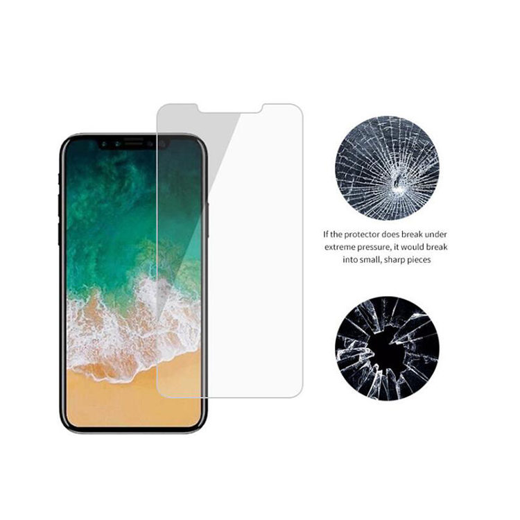 New design for iPhone X glass tempered,for iphone screen protector, for iphone X screen protector