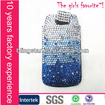 hot selling leather rhinestone case for Iphone 5