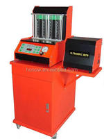 HO-4H fuel injector diagnostic and cleaning machine
