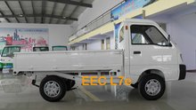 EEC mini electric truck 4kw/5kw/6.3kw,45km/h,60km/h