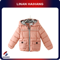 Fashion hodded best manufacturer OEM australia baby clothes