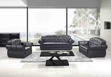 Classical cheap leather sofa