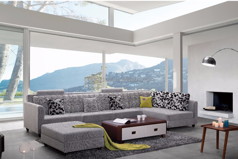 Manufacturers Selling Italian Style Sofa Set Living Room Furniture
