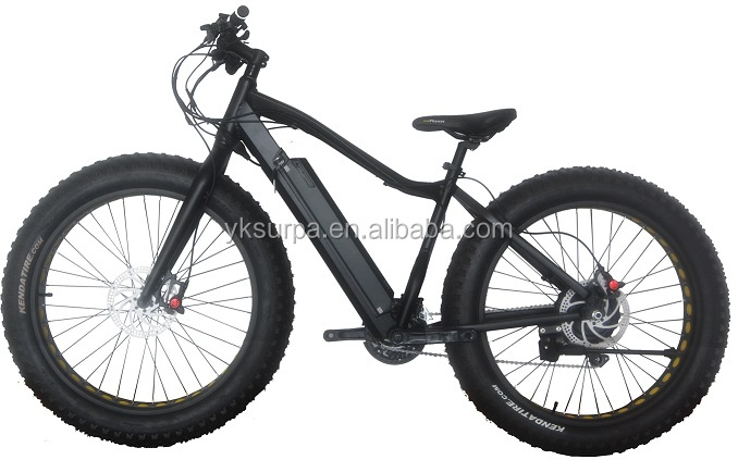 26*4.0inch 750w 1000w bafang motor low price fat tire electric bike/panasonic battery electric bicycle
