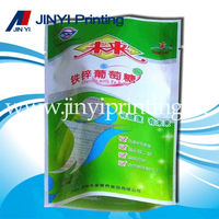 Flexible wholesale food packaging aluminum foil bag