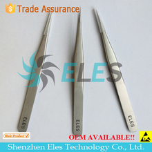 Professional Manufacturing high quality esd plastic tweezer