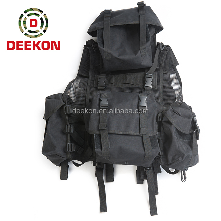 China manufacture military law enforcement tactical vest for government