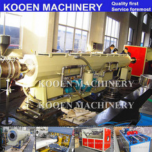 KOOEN Pipe making machine fabrication tube pvc production line for sale