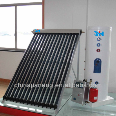hot sales Solar Keymark approved Premium Luxury high pressure split Solar water heater