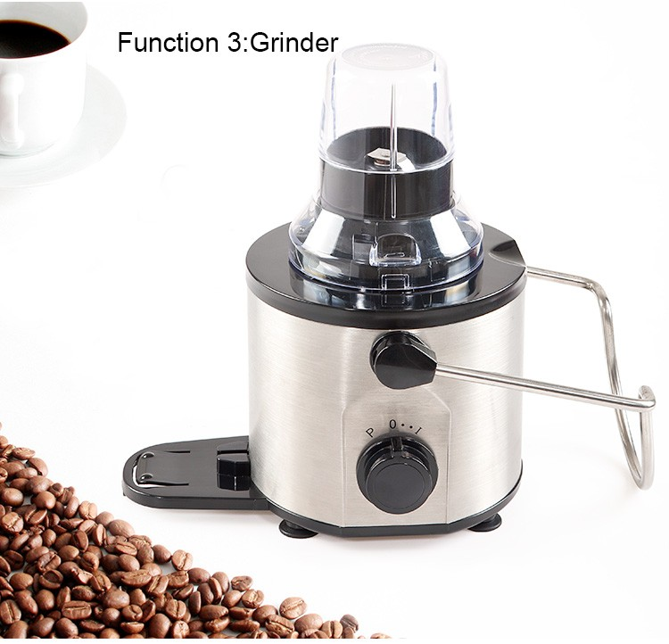 Buy stainless steel power juicer and blender for home use for Alpine cuisine power juicer