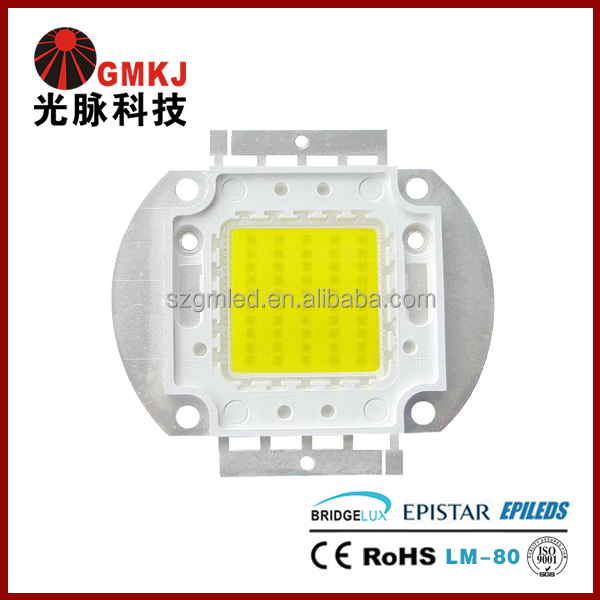 33mil 45mil High Quality 30w 50w 100w Bridgelux Epistar LED Chip