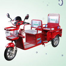 2015 cheap 3 wheels 2 seats motorcycle electric tricycle