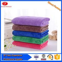 New product nano fiber towel with CE certificate
