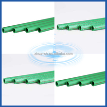 ISO German Standard Green Casting PPR Pipe Tube in Real Estate