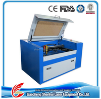Eastern China 350 co2 laser cutter and engraver