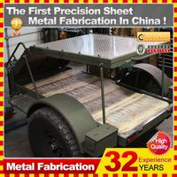2014 New Style Off Road trailer ramp door with 32 years experience