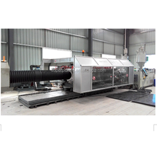 world first class quality hdpe pipe production line