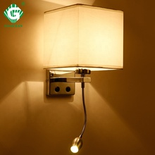 Best Sellers Modern Wall Lamp Indoor Sconce Bedroom Hotel Home LED Lighting Wall Mounted Bedside Lamps