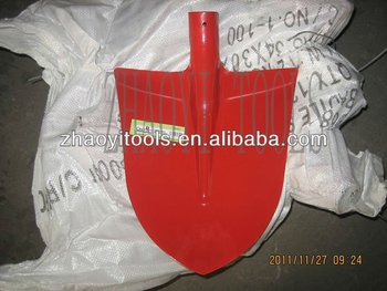 5001509 Italy type high quality steel digging garden shovel