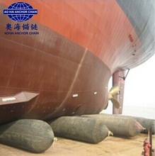 Ship Salvage Pneumatic Marine Rubber airbags