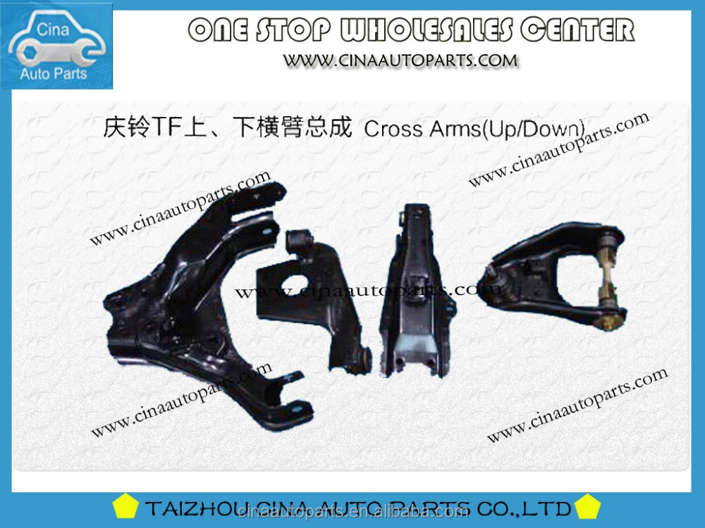 lower control arms/Upper control arms,cross arms(UP/DOWN) for Qingling TF