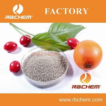 RBCHEM MANUFACTURER CAATE WITH TRANCE ELEMENTS COMPOUND ORGANIC FERTILIZER AMINO ACID IN AGRICULTURE