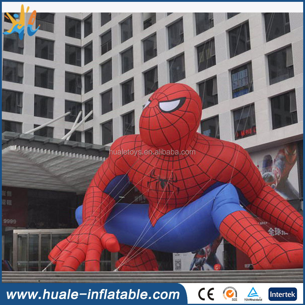 Customized various shape inflatable cartoon / inflatable model for advertising