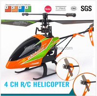 22cm small scale FX056 2.4G 4CH single propeller radio control helicopter with gyroscoper