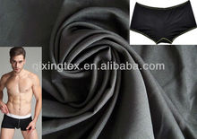 strong elastic underwear fabric for men underwear