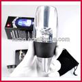 LED magic decanter wine aerator manufacture