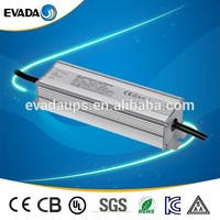 Waterproof LED switching power supplier adjustable AC-DC 50-150V DC 700ma with CE certification