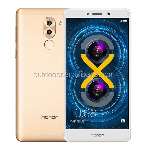 Clearance sales cheap Huawei Honor 6X 4GB+32GB 5.5 inch IPS Screen Android 6.0 4G smart phone 4G phone huawei mobile phone