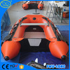 High quality TPU military inflatable boat/inflating boat with manufacturers sale