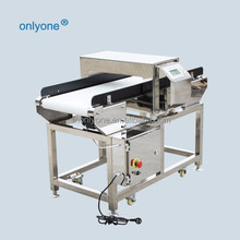 Low price china metal detector machine for processing food industry