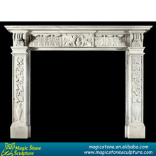 factory wholesale fireplace mantle for sale