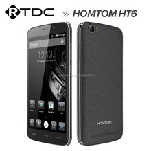 Doogee homtom ht6 android mobile phone 5.5 Inch MT6735P 64-Bit 1.0 GHz TOUCH ID 13.0MP Camera OTG GPS 6250mAh