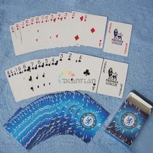 gloss laminated playing cards