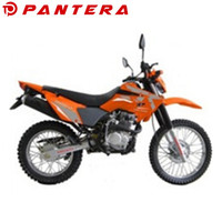 Gas Powered Motorcycle 4 Stroke 150cc 250cc Classica Dirt Bike For Sale