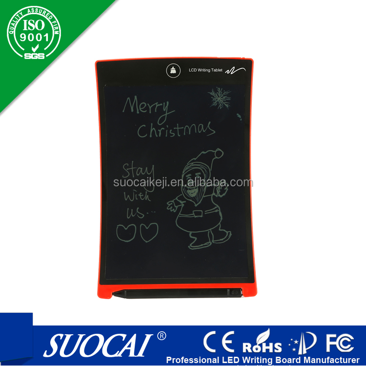 Alibaba express hot new products for 2016 lcd writing tablet