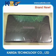 Laptop back cover for Toshiba L850 L850D L855D laptop housing plastic cover A,B,C,D with hinge, lcd cable, cpu fan