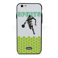 3D color printed sport cellphone case and cover for iPhone 6