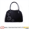 2016 factory direct selling ladies felt leisure bag from china supplier