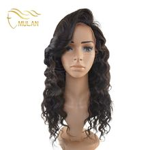 Brazilian hair wigs for black women human hair lace front wig fashion spiky hair wigs