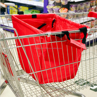 Universally Fit Grocery Storage Bag, Shopping Cart Bag