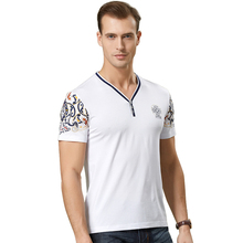 Custom wholes fashion cotton men t shirts