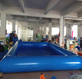 HOLA dark blue inflatable pool for sale