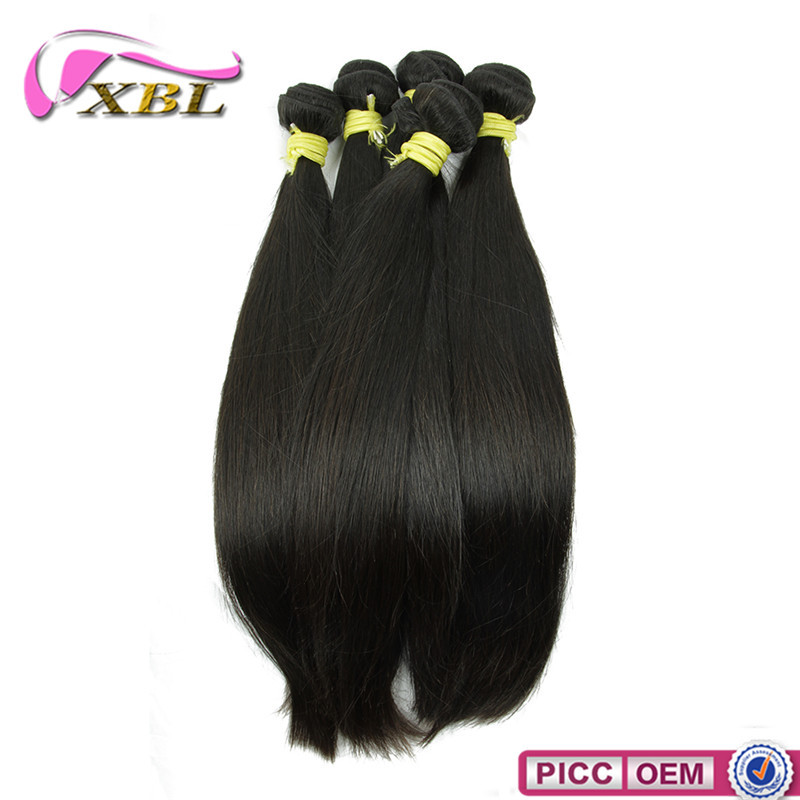 Fast delivery in 4 hours virgin human hair factory supply bundle hair